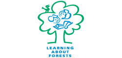 Learning About Forests Logo