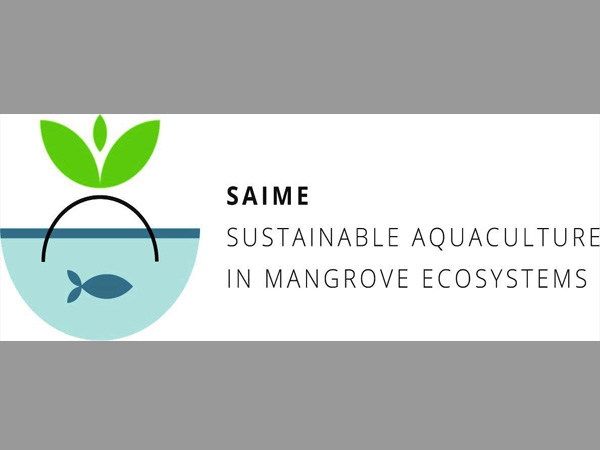 SAIME (Sustainable Aquaculture in Mangrove Ecosystems) logo